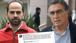 Milli sporcu Nasuh Mahruki'den gazeteci Hasan Cemal'e sert yanıt