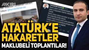 Hamdullah Arvas'ın Atatürk'ü hedef alan paylaşımları ortaya çıktı