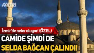 Provokasyon sürüyor: İzmir'deki camilerde Selda Bağcan çalındı