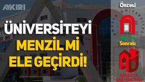 Üniversitenin yeni logo çalışması tartışma yarattı