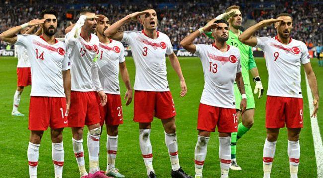 A Milli Takım'ın UEFA Uluslar Ligi fikstürü açıklandı