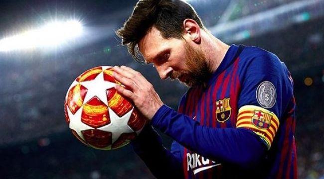 Messi'ye astronomik teklif