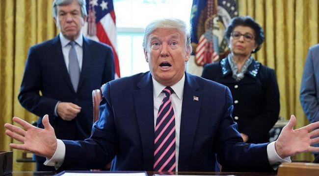 Trump hakkında yakalama kararı çıkartıldı!