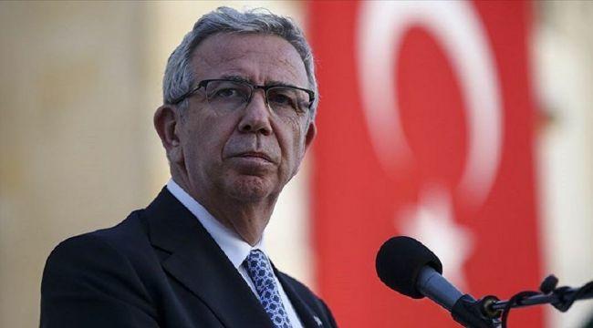 ABB Başkanı Yavaş'tan taksicilere ücretsiz şeffaf kabin