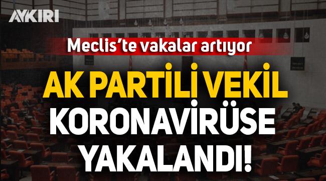 AK Parti Milletvekili İsmail Bilen koronavirüse yakalandı