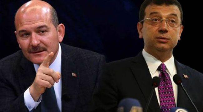 Ankara'da sürpriz İmamoğlu ve Soylu görüşmesi!