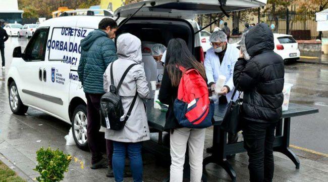 Ankara öğrenci dostu şehirler sıralamasında ikinciliğe yükseldi