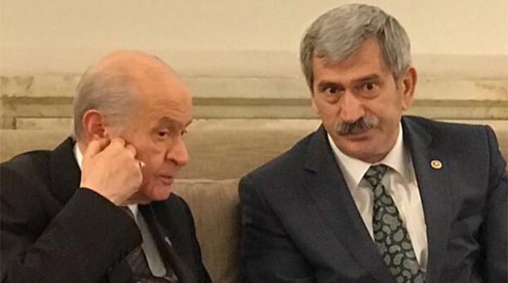 Bahçeli'nin eski yardımcısından Erbaş'a: Paralel yapılanma kriptoları...