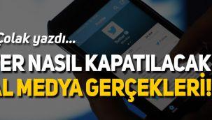 Batuhan Çolak: Twitter nasıl kapatılacak
