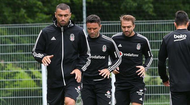Beşiktaş'ta üst üste vedalar