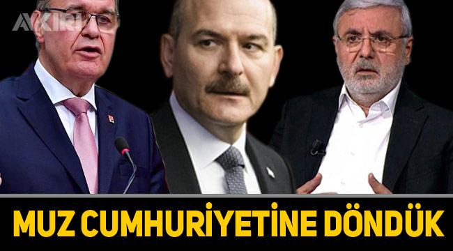 CHP'li Öztrak'tan Soylu-Metiner tartışmasına sert eleştiri