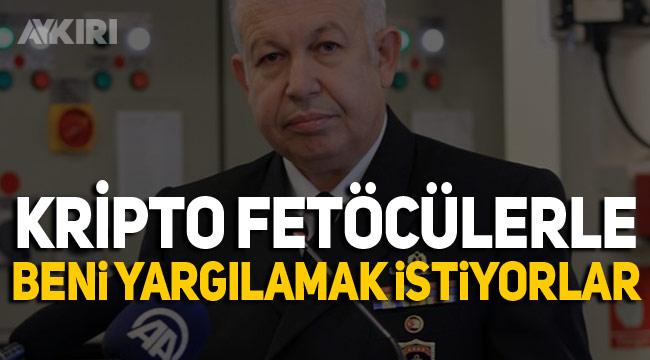 Cihat Yaycı'dan kripto FETÖ çıkışı