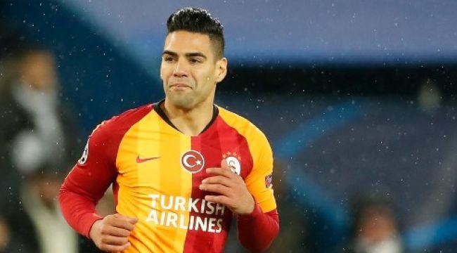 Galatasaray'da Falcao için Amerika iddiası