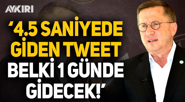 İYİ Partili Lütfü Türkkan'dan sosyal medya yasası açıklaması!