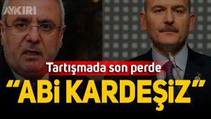 Mehmet Metiner, Bakan Soylu ile yaşadığı tartışmayı bitirdi