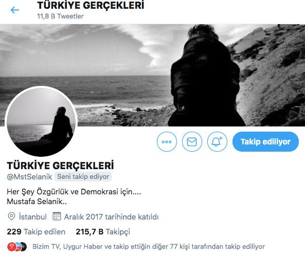 Mustafa Selanik (Türkiye Gerçekleri) tahliye edildi