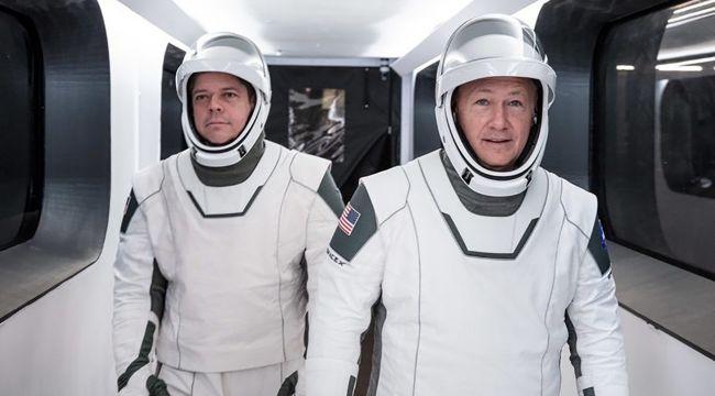 NASA astronotların dünyaya dönecekleri tarihi açıkladı