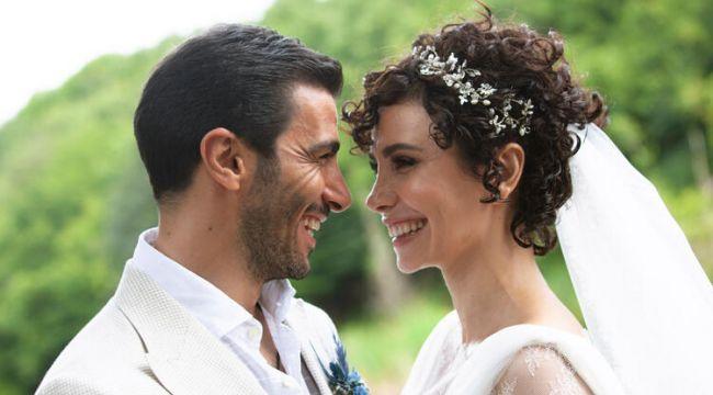 Songül Öden ile Arman Bıçakçı evlendi