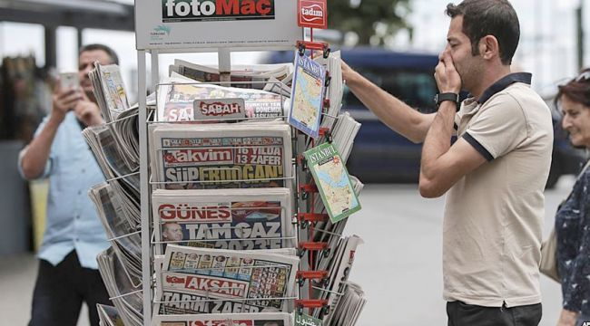 TÜİK gazete ve dergilerin tiraj verilerini açıkladı