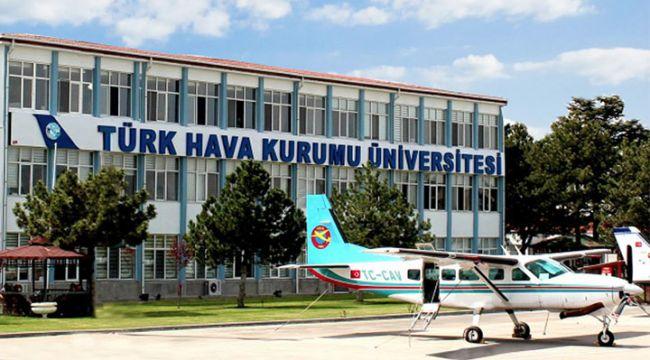 Türk Hava Kurumu Üniversitesi Rektörü görevden uzaklaştırıldı