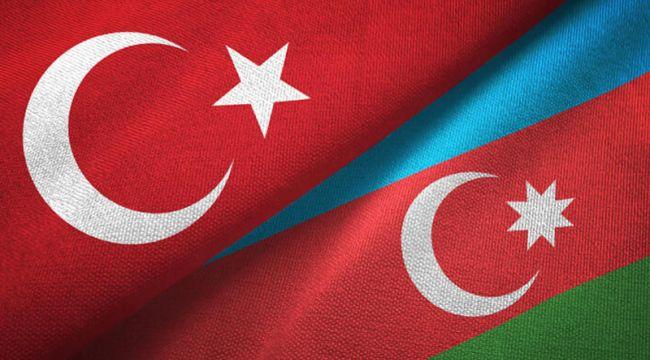 Türk ve Azerbaycan bayraklarına saldırı!
