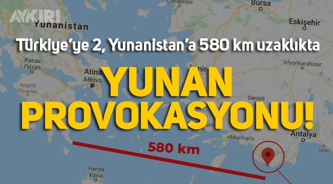 Türkiye-Yunanistan gerginliğinde son durum