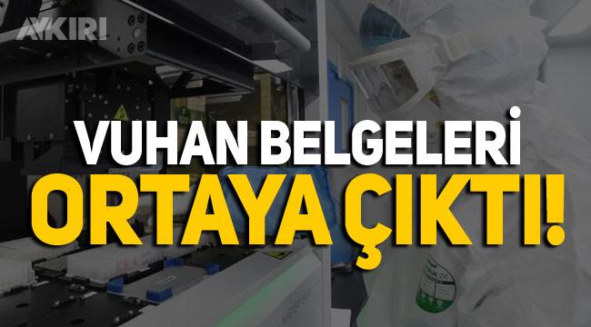 """""""Virüs Vuhan'daki laboratuvardan çıktı"""" iddiasının belgeleri ortaya çıktı"""
