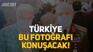 Yaşar Güler, Nur Cemaati lideri ile fotoğraf çekildi