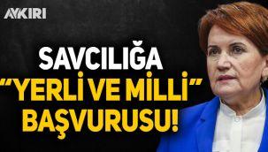 Akşener'in avukatından, Erdoğan'ın açıklamaları sonrası savcılığa