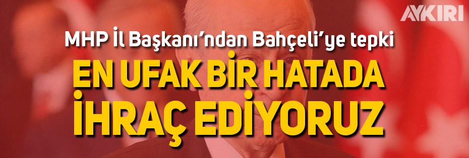 Atatürk'e hakaret eden AK Partili il encümen üyesi oldu, MHP karıştı