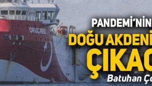 Batuhan Çolak: Türk-Yunan savaşına doğru mu!