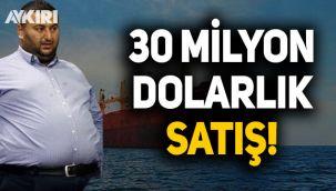 Binali Yıldırım'ın oğlu Erkam Yıldırım'dan 30 milyon dolarlık satış!