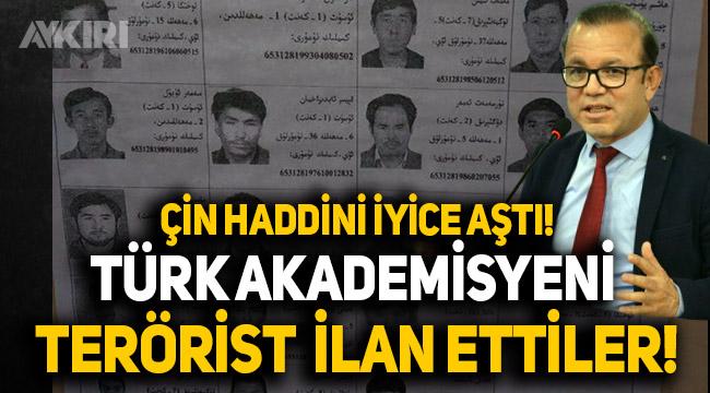 Çin, Akademisyen Erkin Emet'i terörist ilan edip kardeşlerini tutukladı