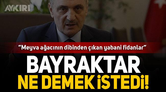 Erdoğan Bayraktar yaptığı paylaşımla kafa karıştırdı