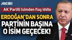 Eski AK Partili isim Erdoğan'dan sonra partinin başına Berat Albayrak'ın geleceğini iddia etti