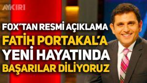 Fatih Portakal emekli oldu, FOX TV'den resmi açıklama geldi