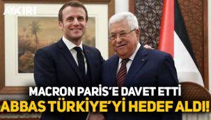 Filistin'den Türkiye'ye şok sözler: