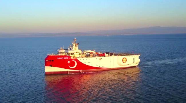 Hulusi Akar Oruç Reis'in donanma komutanlığında!