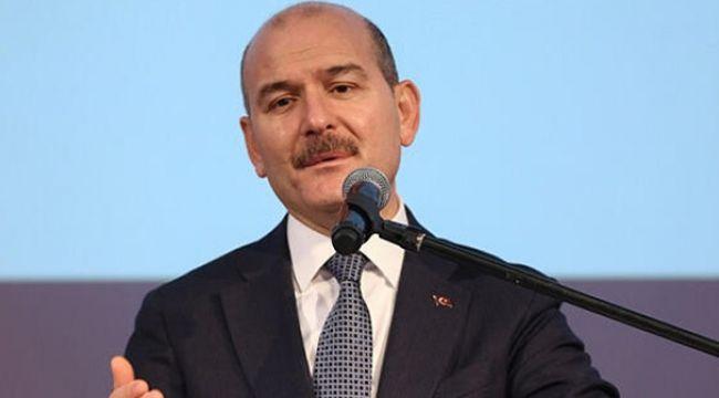 """İçişleri Bakanı Soylu'dan Barış Atay'a yanıt: Benden """"tecavüzcü kollayıcı"""" olmaz da..."""