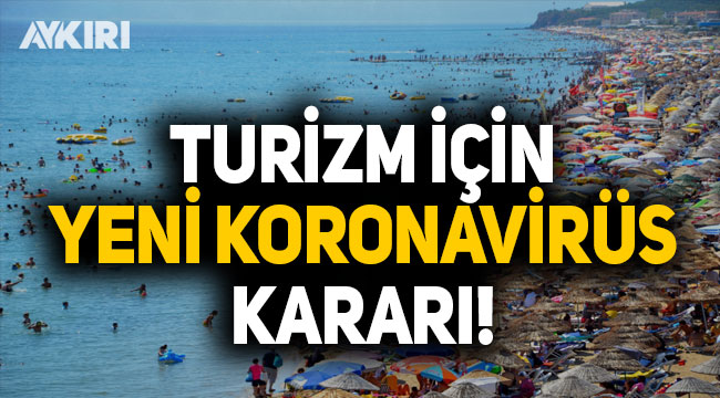 İzmir'de tatil için 'koronavirüs' kararı