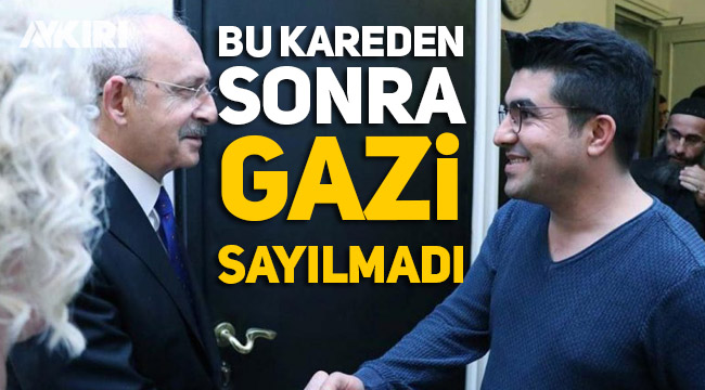 Kemal Kılıçdaroğlu ile görüşen 15 Temmuz gazisinin başına gelmeyen kalmadı