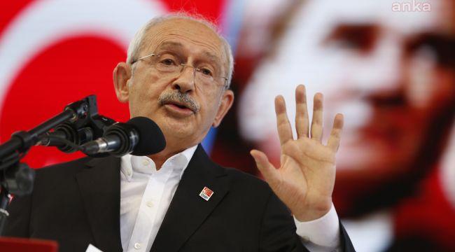 Kılıçdaroğlu'ndan 30 Ağustos mesajı: Dumlupınar'da yakılan ışık, yolumuzu aydınlatmaktadır.