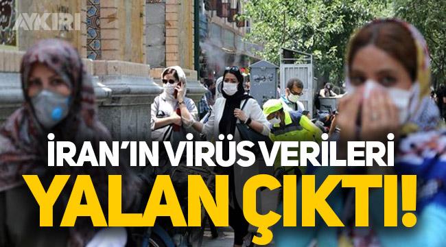 Koronavirüs verileri gizleniyor, İran'da veri skandalı!