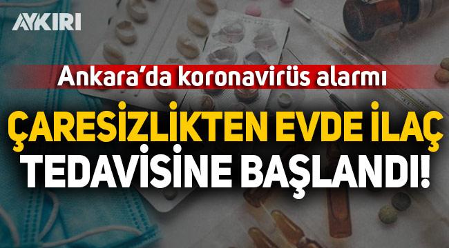 Koronavirüsde Ankara alarmı!