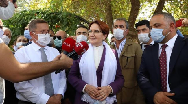 Meral Akşener, Ali Babacan'ı ziyaret edecek