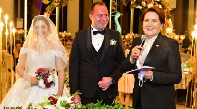 """Meral Akşener'e """"Genel Başkanım"""" diye hitap eden nikah memuru görevden alındı"""