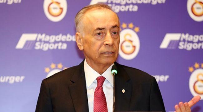 Mustafa Cengiz: Türkiye'ye voleybolu Galatasaray getirdi