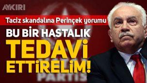 Perinçek'ten taciz Skandalı açıklaması: Baykal ve MHP'ye kaset operasyonu yaptılar