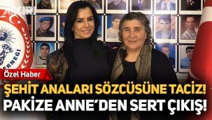 Şehit Anaları Sözcüsü Beyza Tufan, sosyal medyada