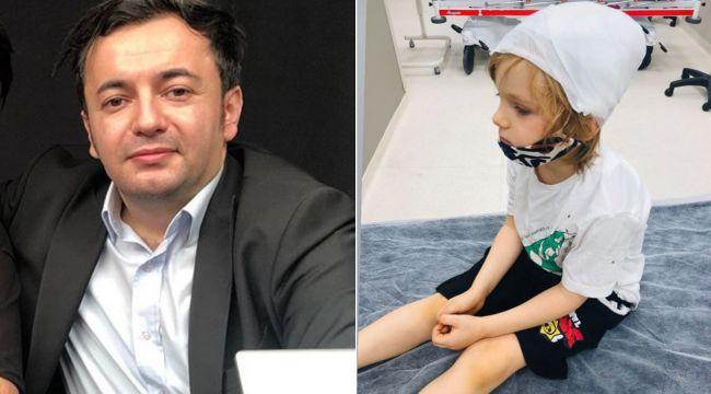 Sosyal medya fenomeninin 5 yaşındaki oğluna muştalı saldırı!
